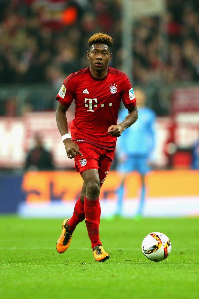 Seit 6 Jahren Bayern Star David Alaba Liebt Profisportlerin