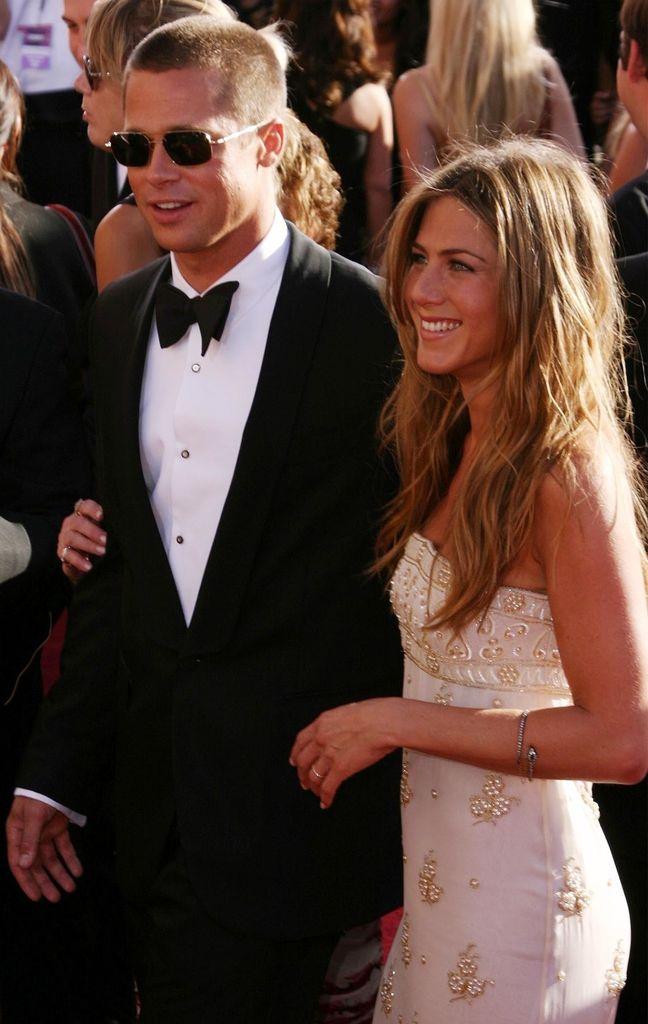 Brad Pitt Und Jennifer Aniston Trennung / Jennifer Aniston