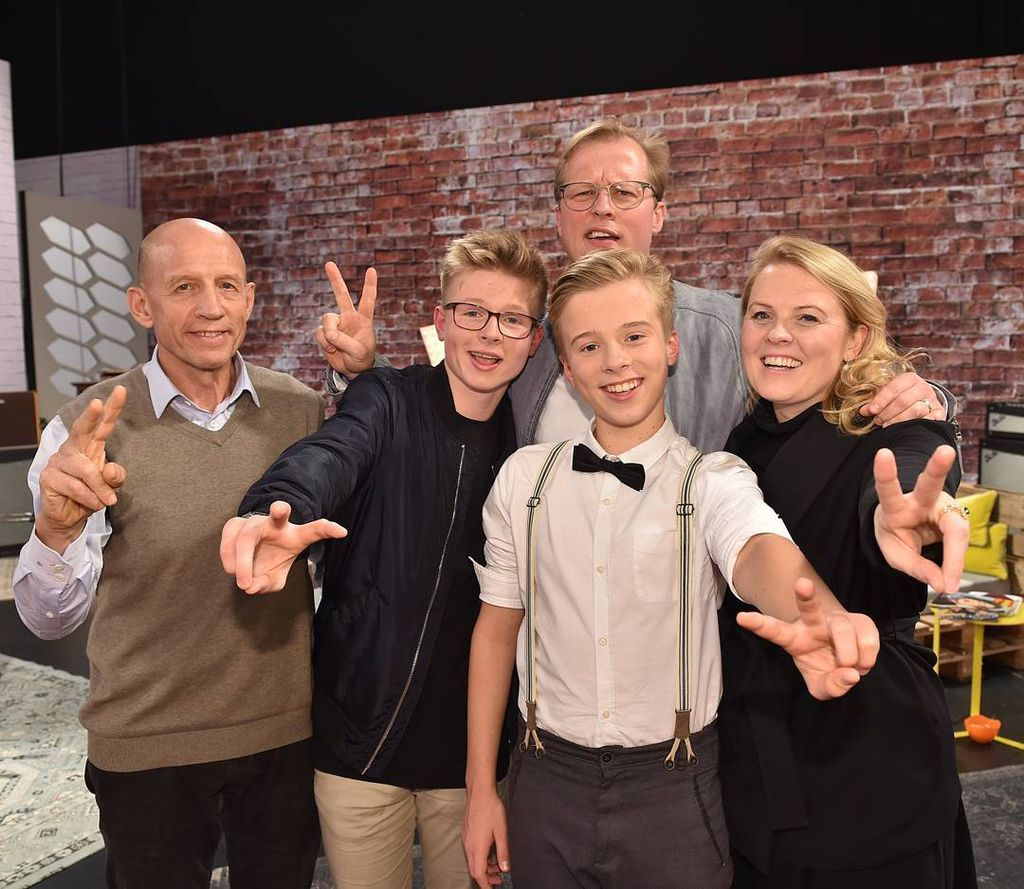 The Voice Kids Die Ganze Kelly Family Steht Hinter Iggi