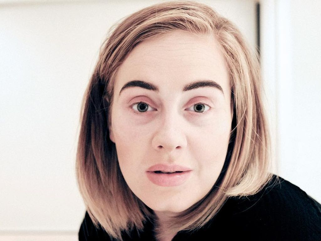 Sängerin Adele Adkins