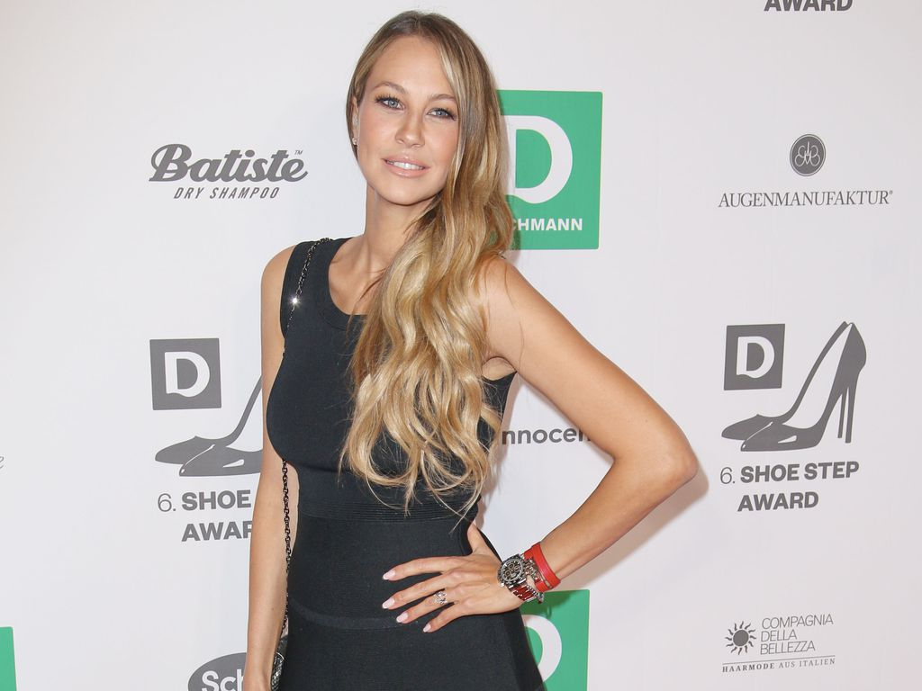 Alessandra Meyer-Wölden beim Deichmann Shoe Step Award 2017 in Hamburg