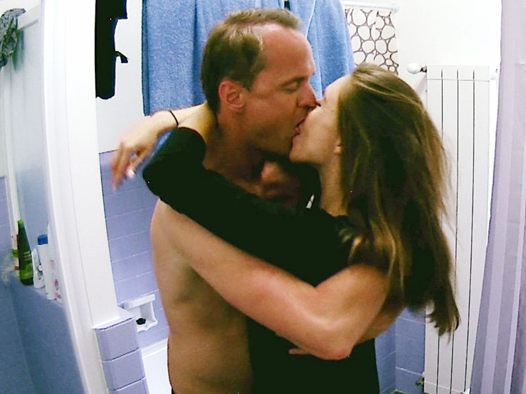 """Alexander und Angelina Posth bei """"Das Sommerhaus der Stars"""""""