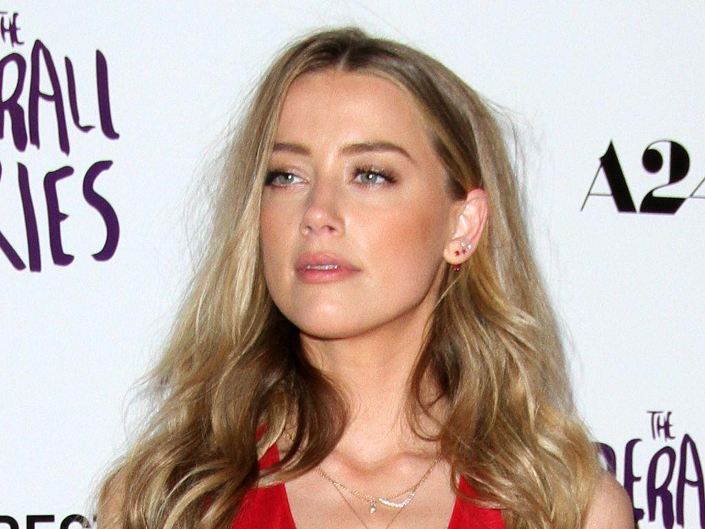 Amber Heard bei einer Filmpremiere in Hollywood