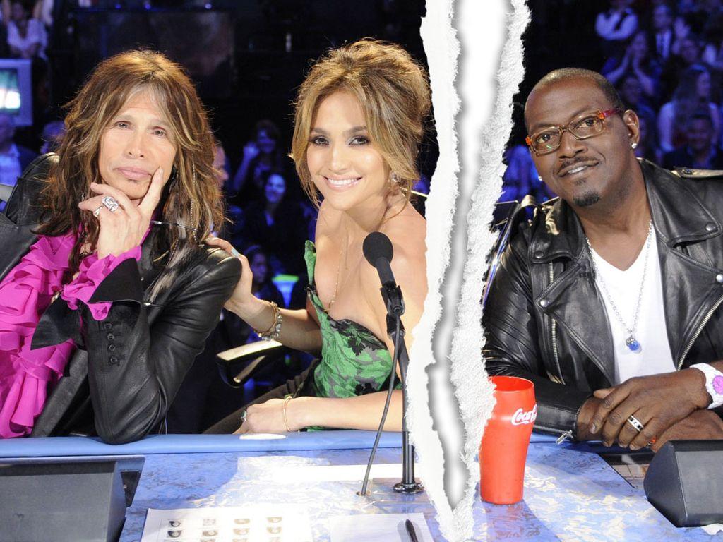 Jennifer Lopez und Steven Tyler