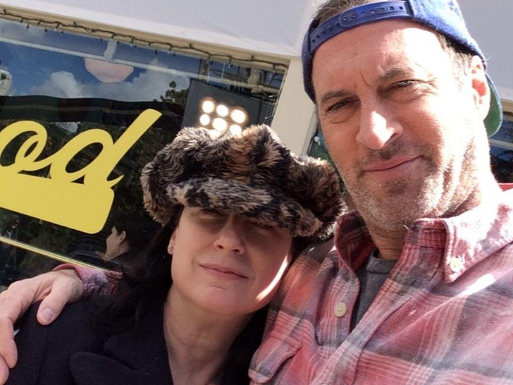 Amy Sherman-Palladino und Scott Patterson