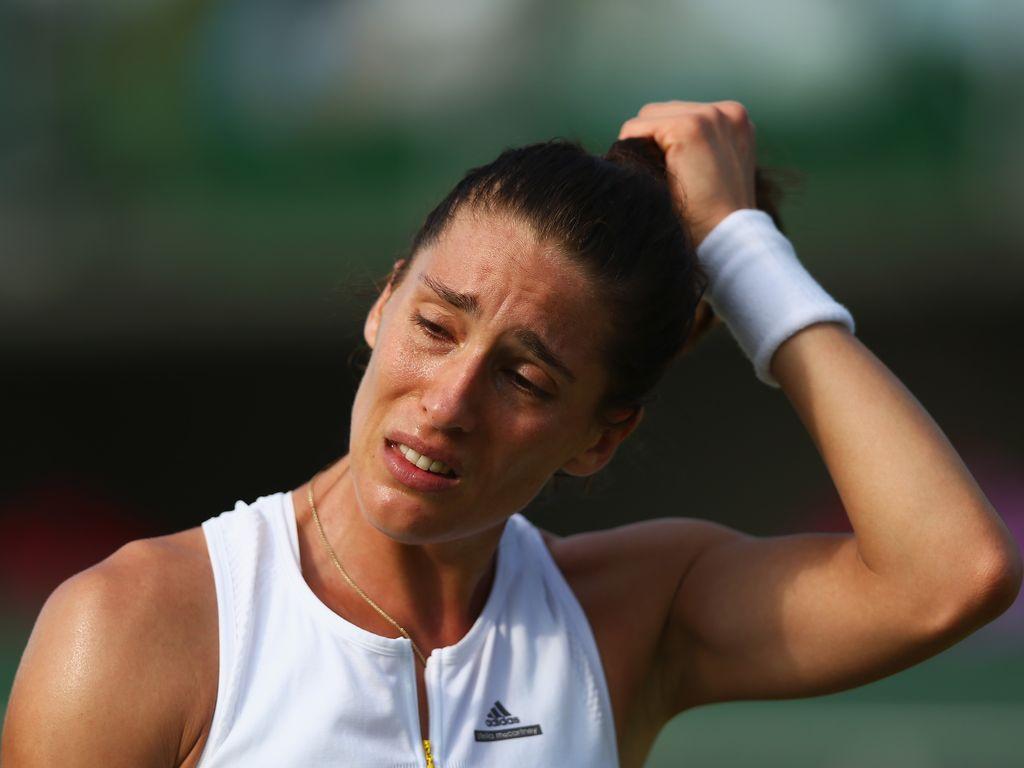 Tennisspielerin Andrea Petkovic