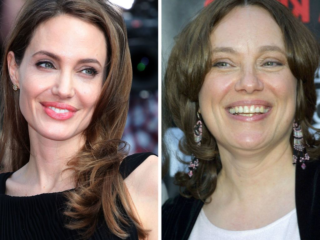 Angelina Jolie Mutter