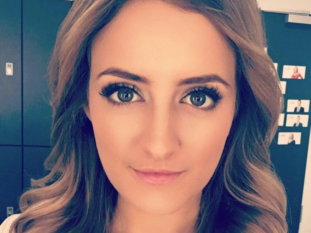 Anna Noé, Sky-Moderatorin