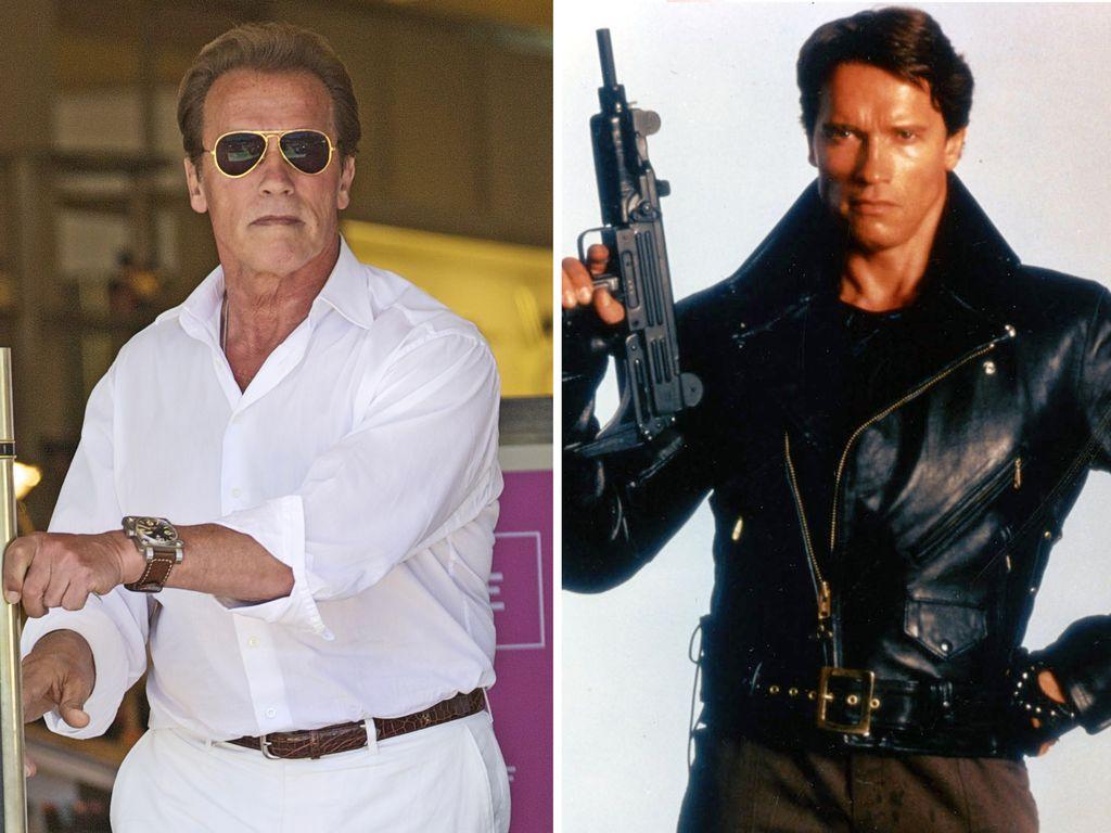 Arnold Schwarzenegger Heute