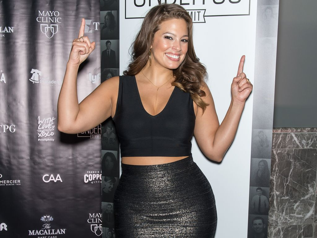 Ashley Graham, Plussize-Star