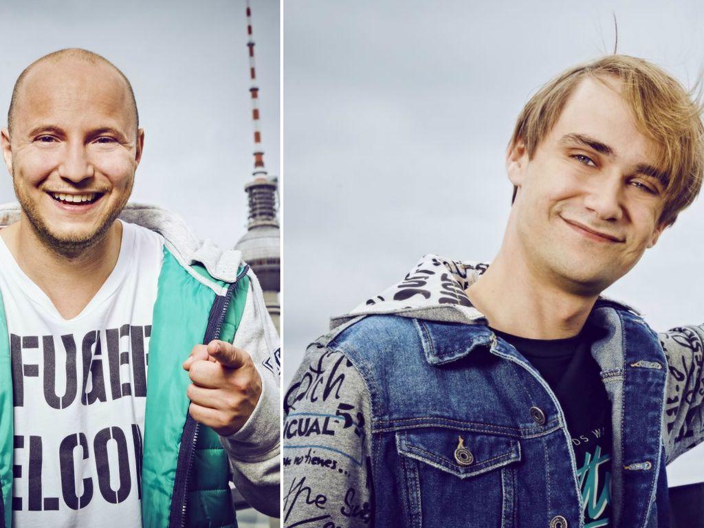 """""""Berlin – Tag & Nacht"""": Krätze und Schmidti"""