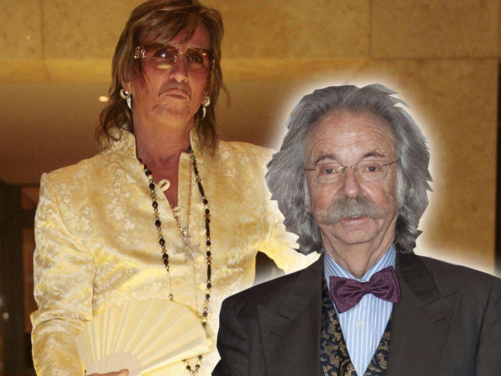 Bert Wollersheim und Jean Pütz