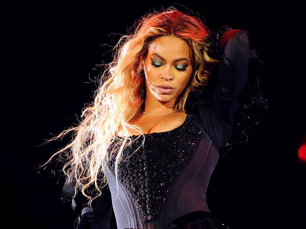 Beyoncé, US-amerikanische R&B- und Pop-Sängerin
