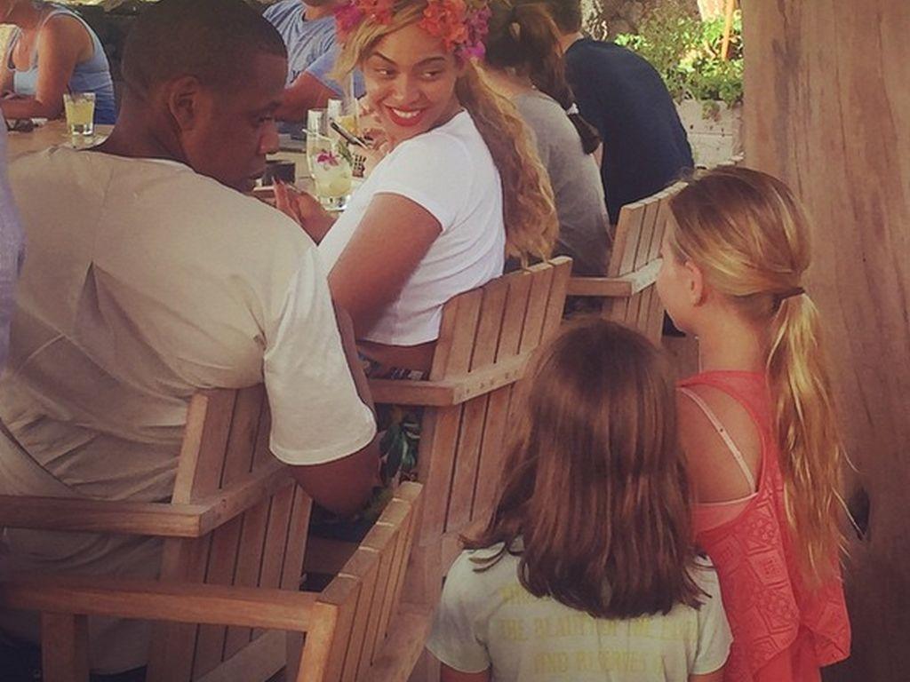 Beyonce und Jay-Z
