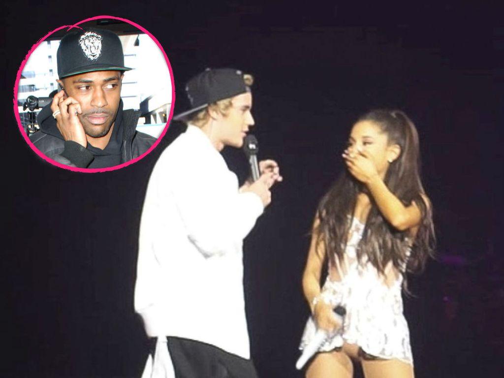 Justin Bieber, Ariana Grande und Big Sean