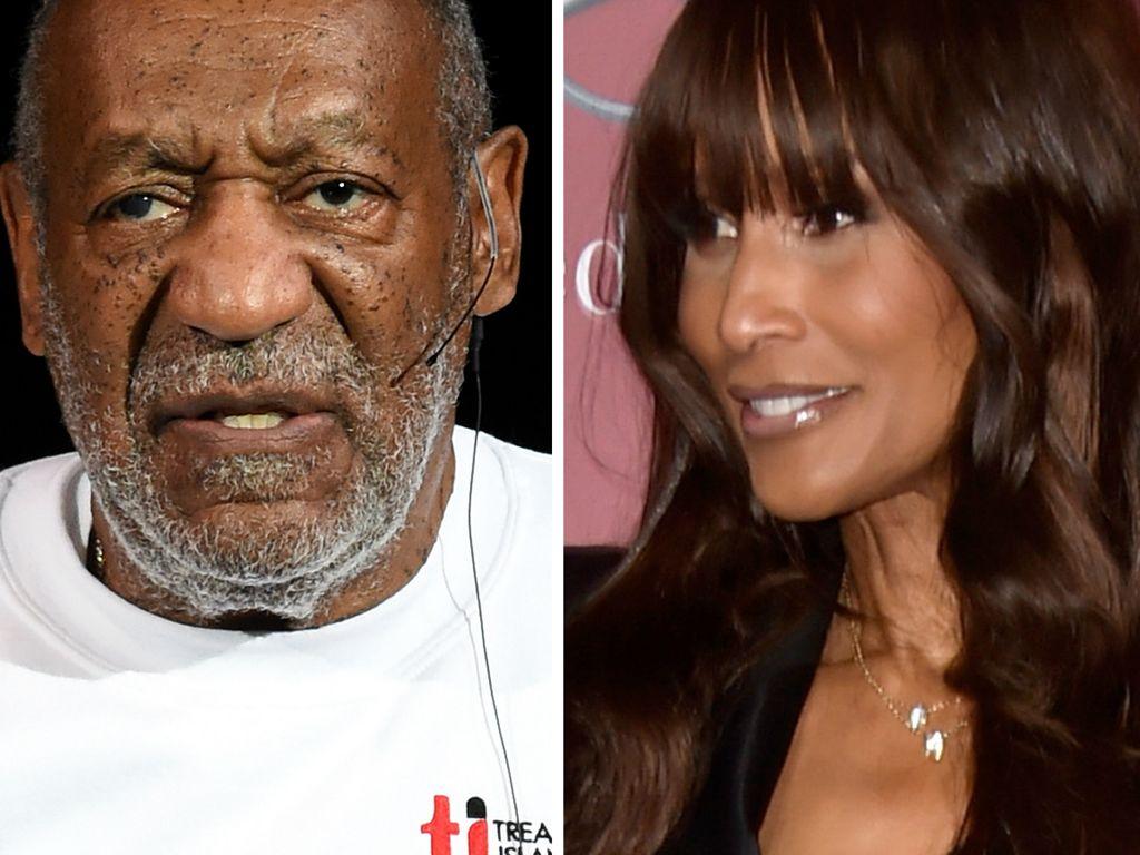 Bill Cosby und Beverly Johnson