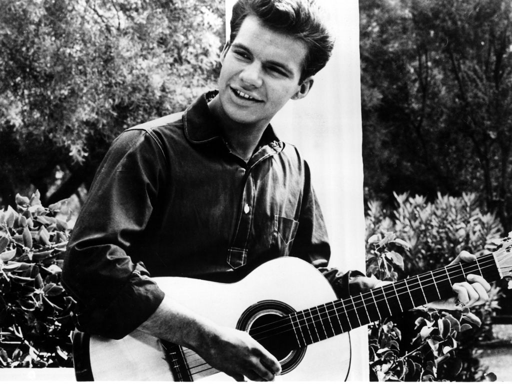 Bobby Vee im Jahr 1962