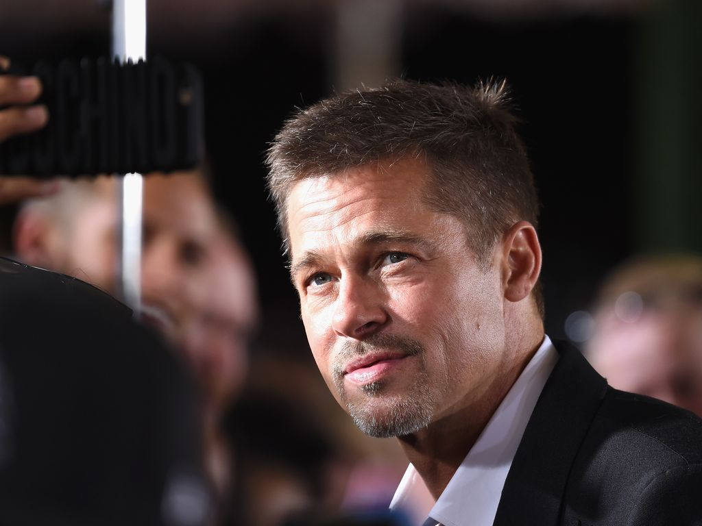 """Brad Pitt bei der Premiere von """"Allied"""""""