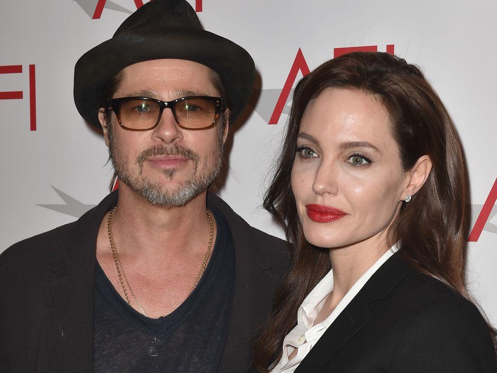 """Brad Pitt und Angelina Jolie bei den """"15th Annual AFI Awards"""" in Los Angeles"""