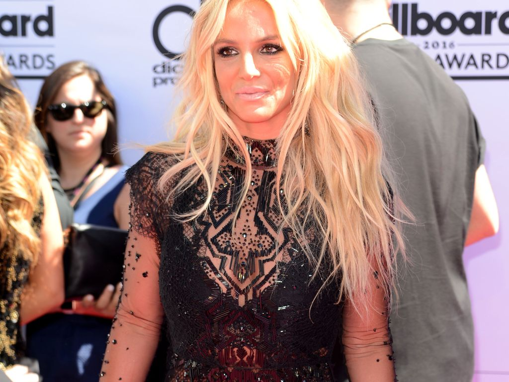 Britney Spears bei den Billboard Music Awards 2016