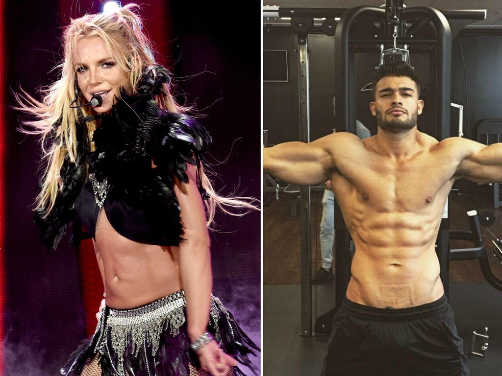 Britney Spears und Tänzer Sam Asghari