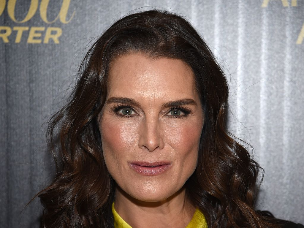 Brooke Shields bei einem Event in New York