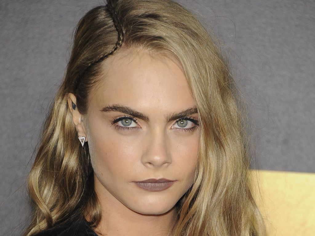 "Cara Delevingne bei den ""MTV Movie Awards"" 2016"