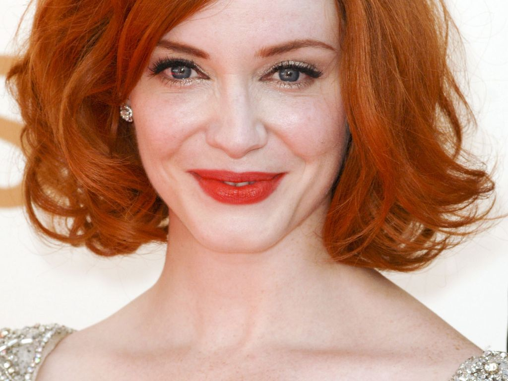 christina hendricks rote haare gehen gar nicht. Black Bedroom Furniture Sets. Home Design Ideas