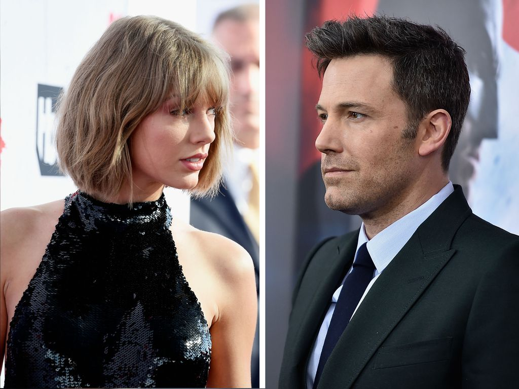 Taylor Swift und Ben Affleck