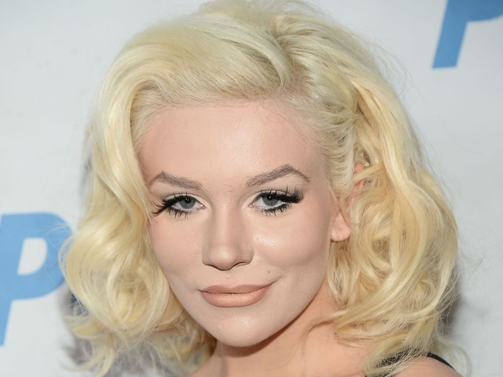 Courtney Stodden im Juni 2016 in Hollywood