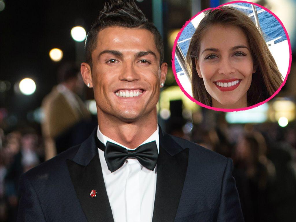 Cristiano Ronaldo und Desire Cordero