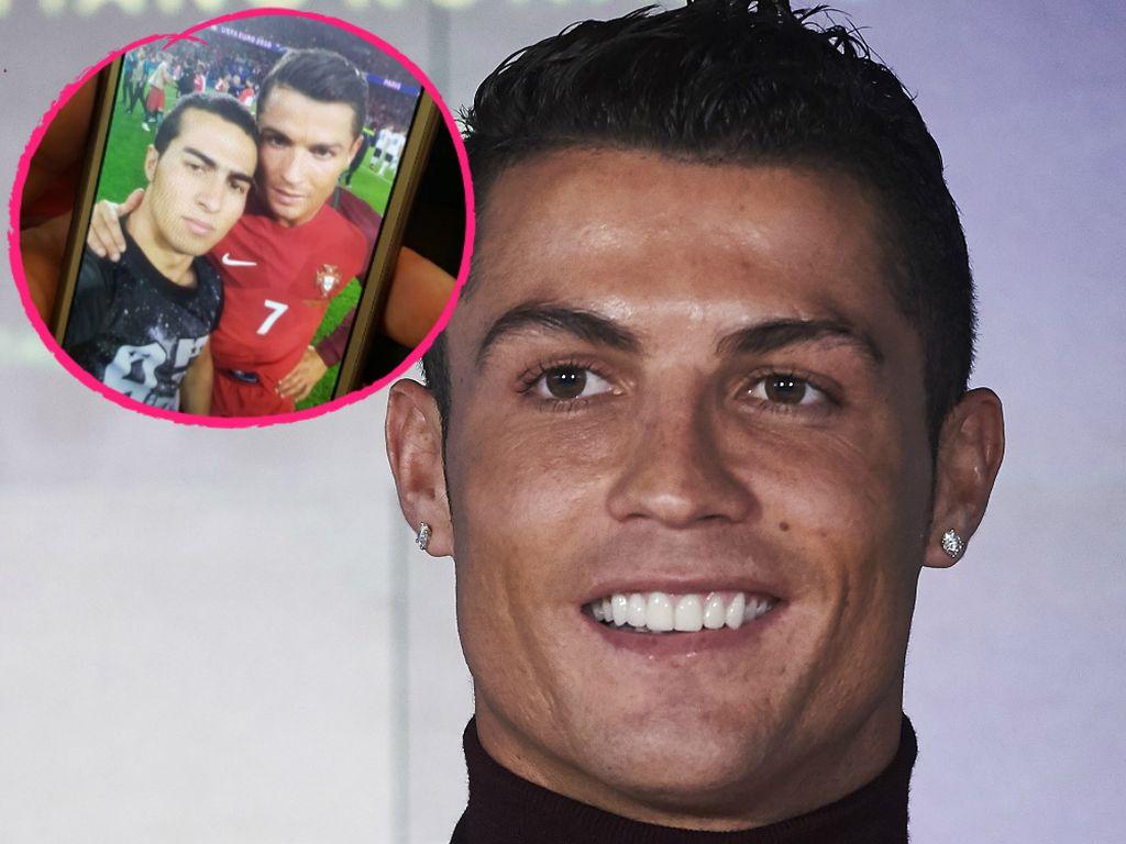 Cristiano Ronaldo und das berüchtigte Selfie