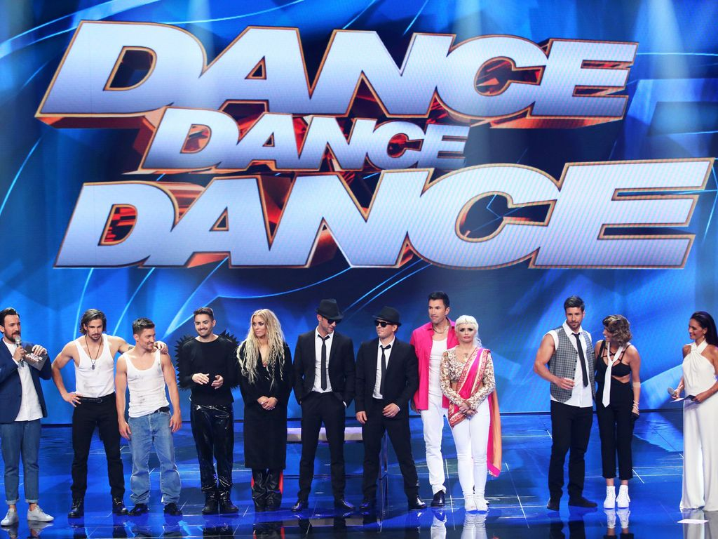 """Dance Dance Dance""-Teilnehmer aus Folge 3"