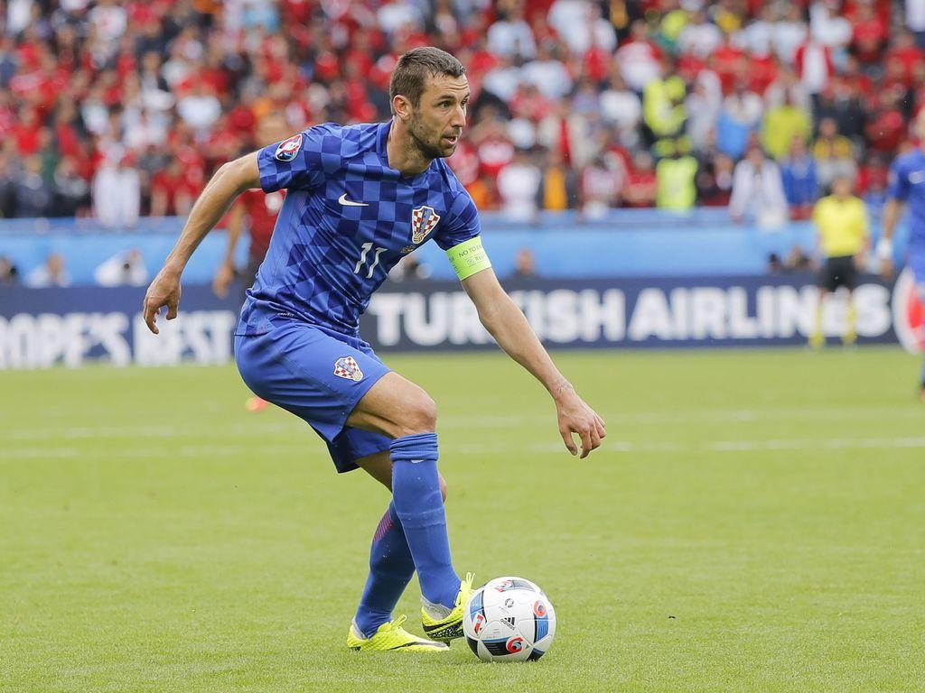 Dario Srna beim EM-Spiel gegen die Türkei