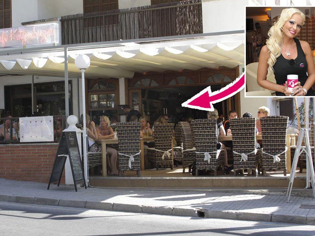 Daniela Katzenberger Cafe Geschlossen