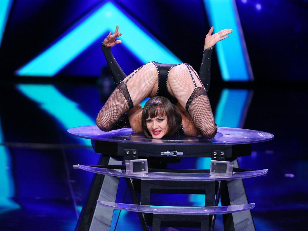 """Das Supertalent""-Kandidatin Alina Ruppel"
