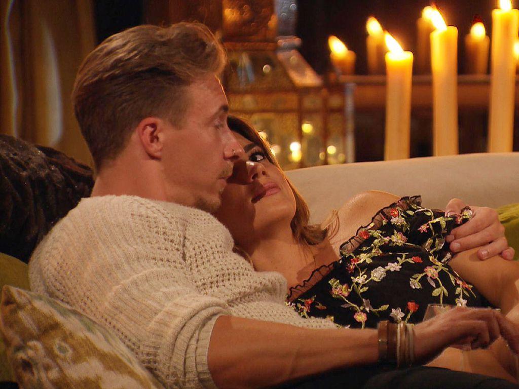 """David und Jessica bei """"Die Bachelorette"""", Folge 5"""