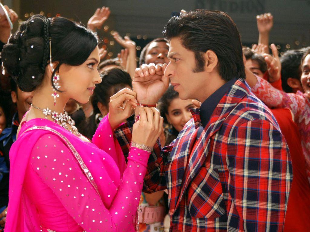 """Deepika Padukone und Shah Rukh Khan in """"Om Shanti Om"""""""