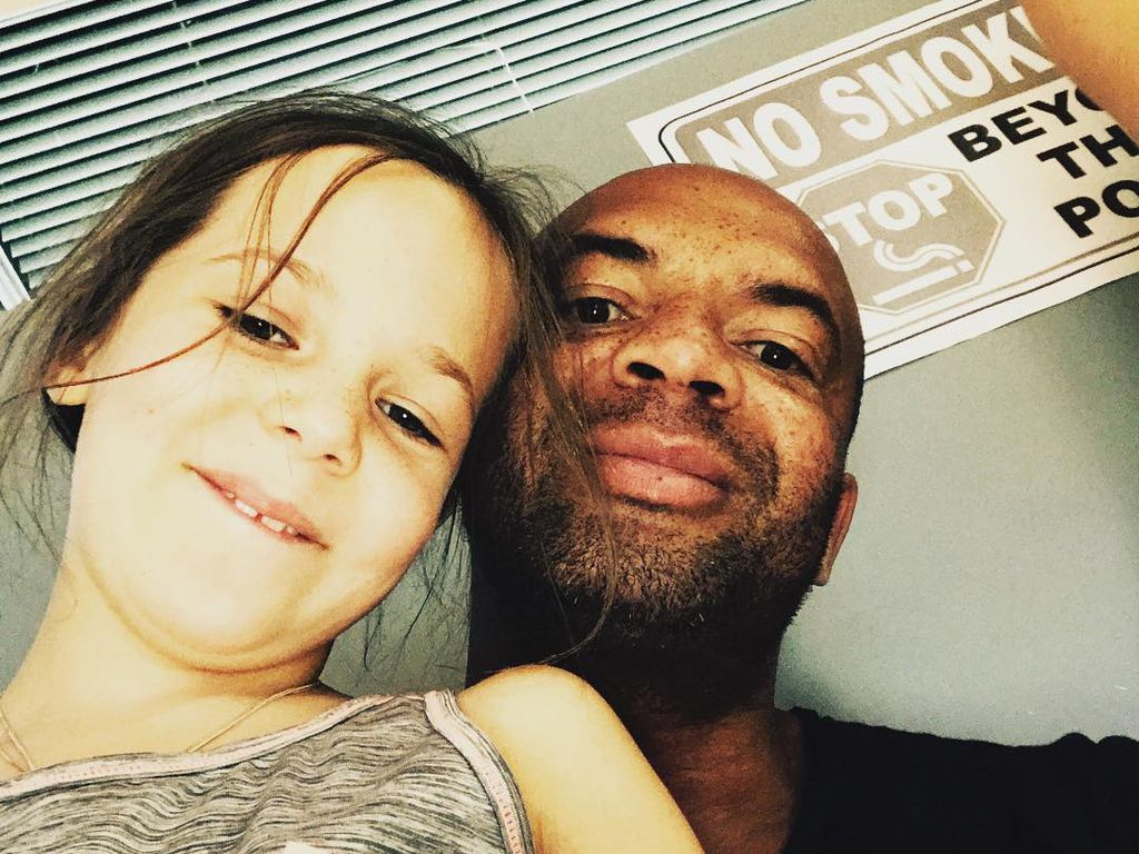 Detlef D. Soost mit seiner Tochter Ayana