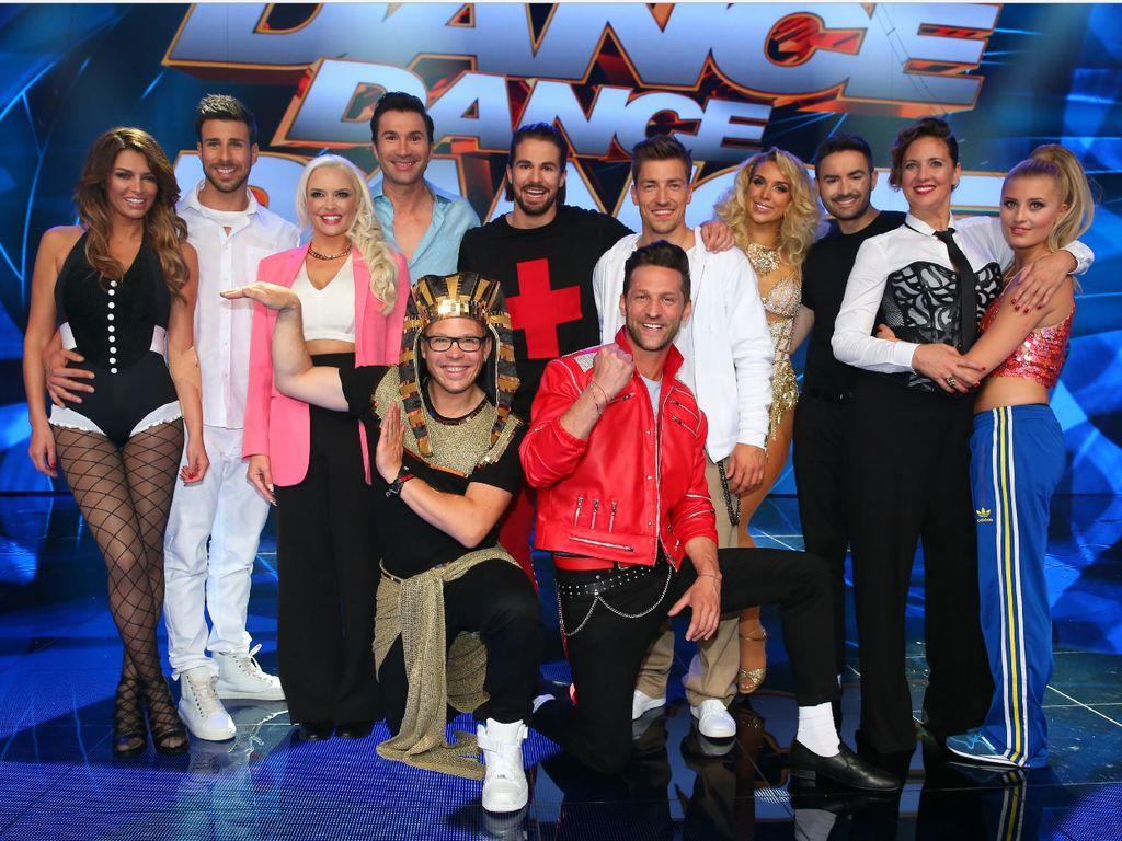 """Die Kandidaten bei """"Dance Dance Dance"""""""