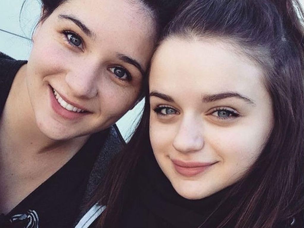Die Schwestern Kelli und Joey King