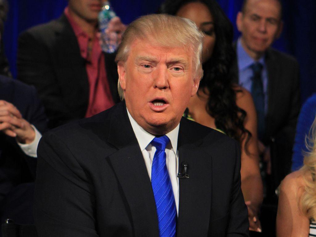 Donald Trump im Interview