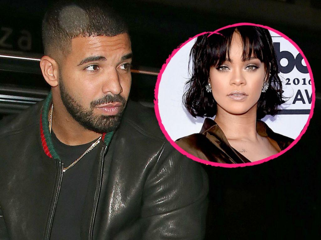 Drake und Rihanna