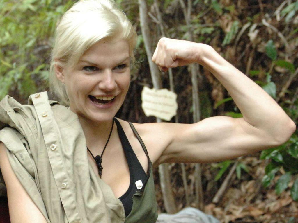 Melanie Müller Dschungelcamp