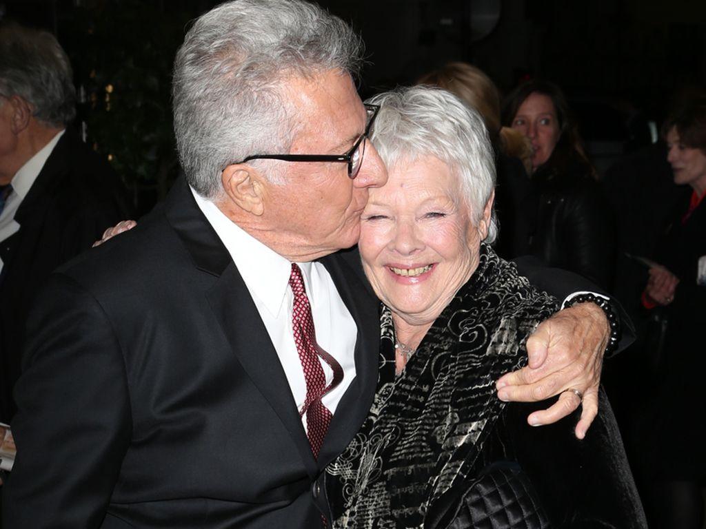 Dustin Hoffman und Judi Dench