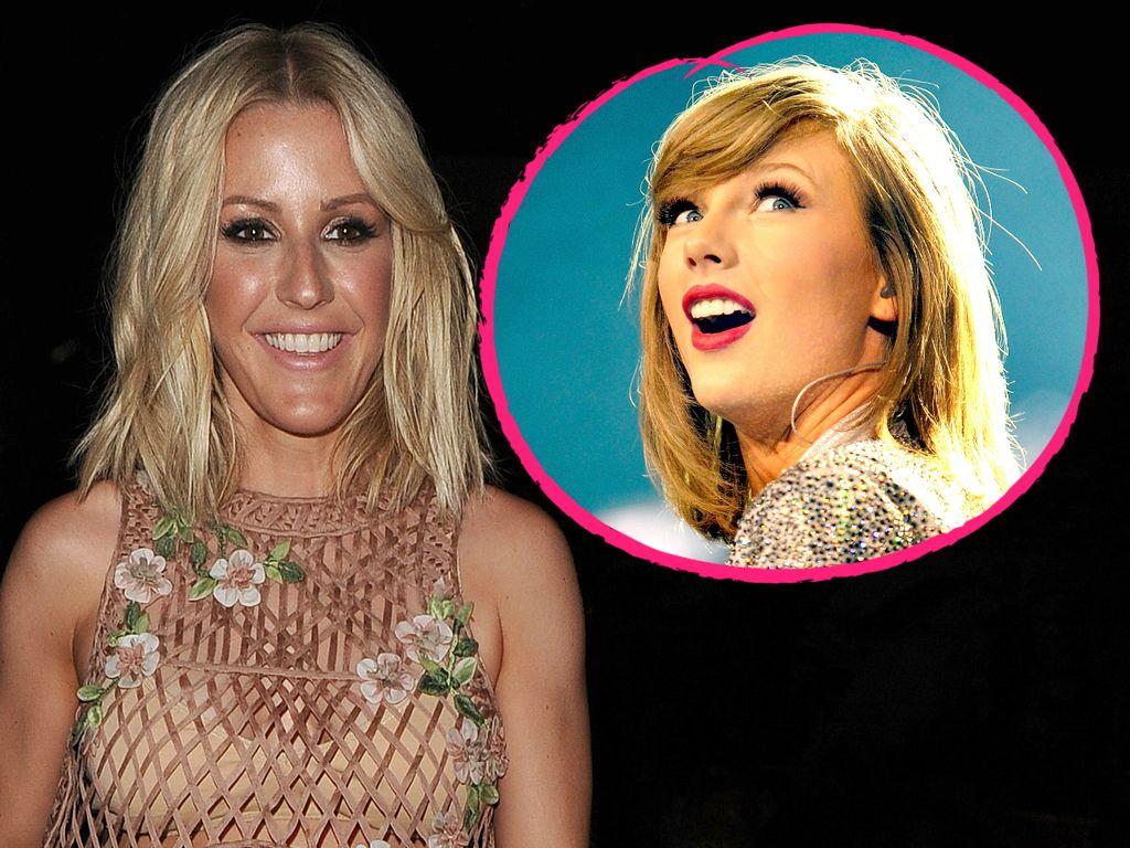 Taylor Swift und Ellie Goulding