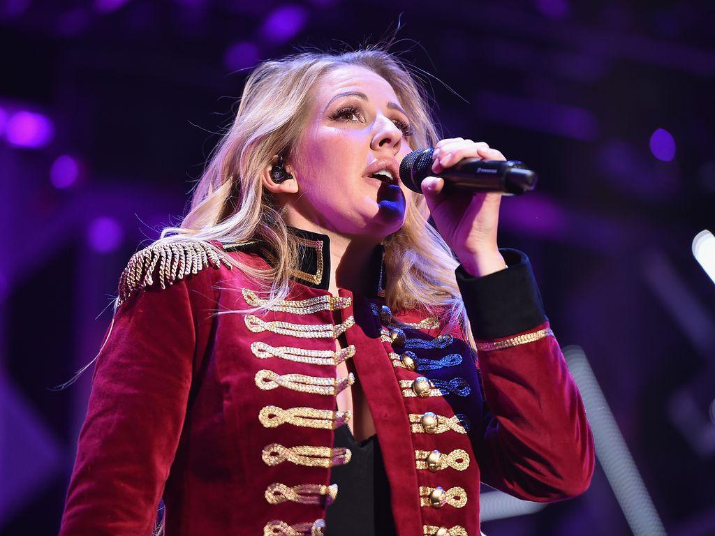 Ellie Goulding beim Jingle Ball 2016 im Madison Square Garden in New York