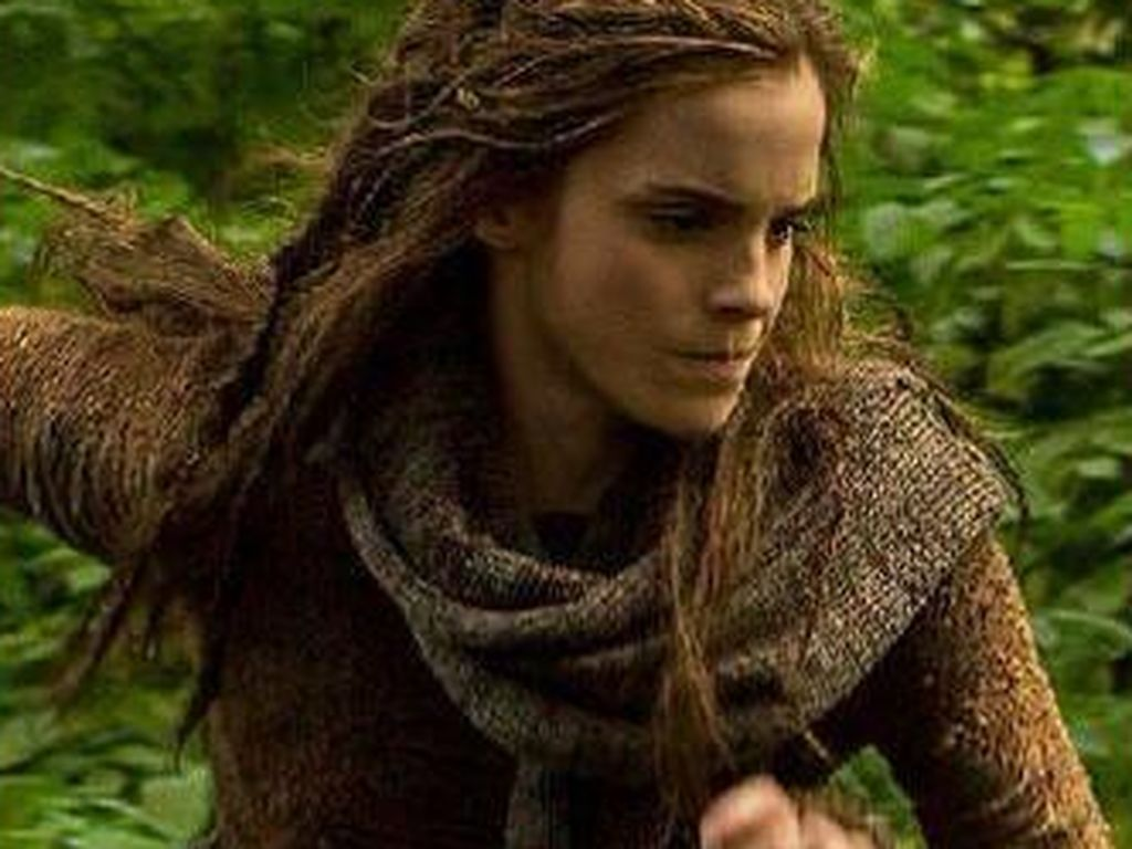 Hier kämpft Emma ...