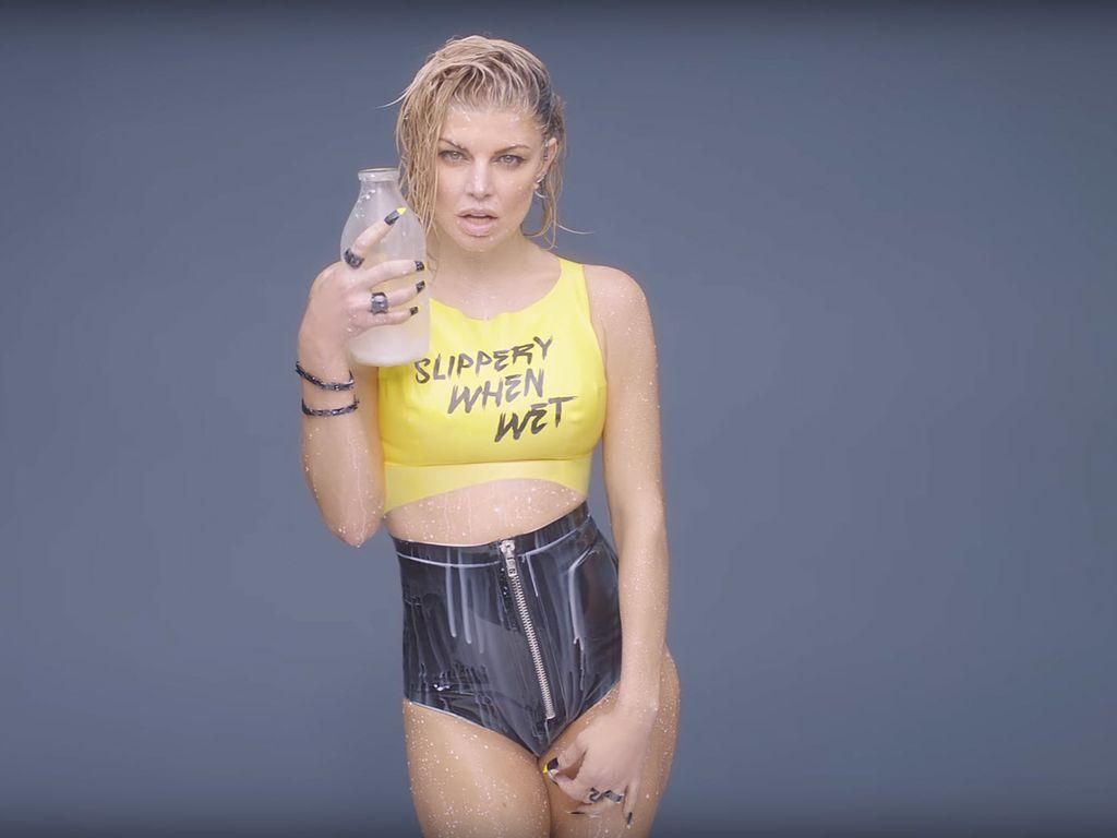"Fergie in ihrem neuen Musik-Video zu ""M.I.L.F."""