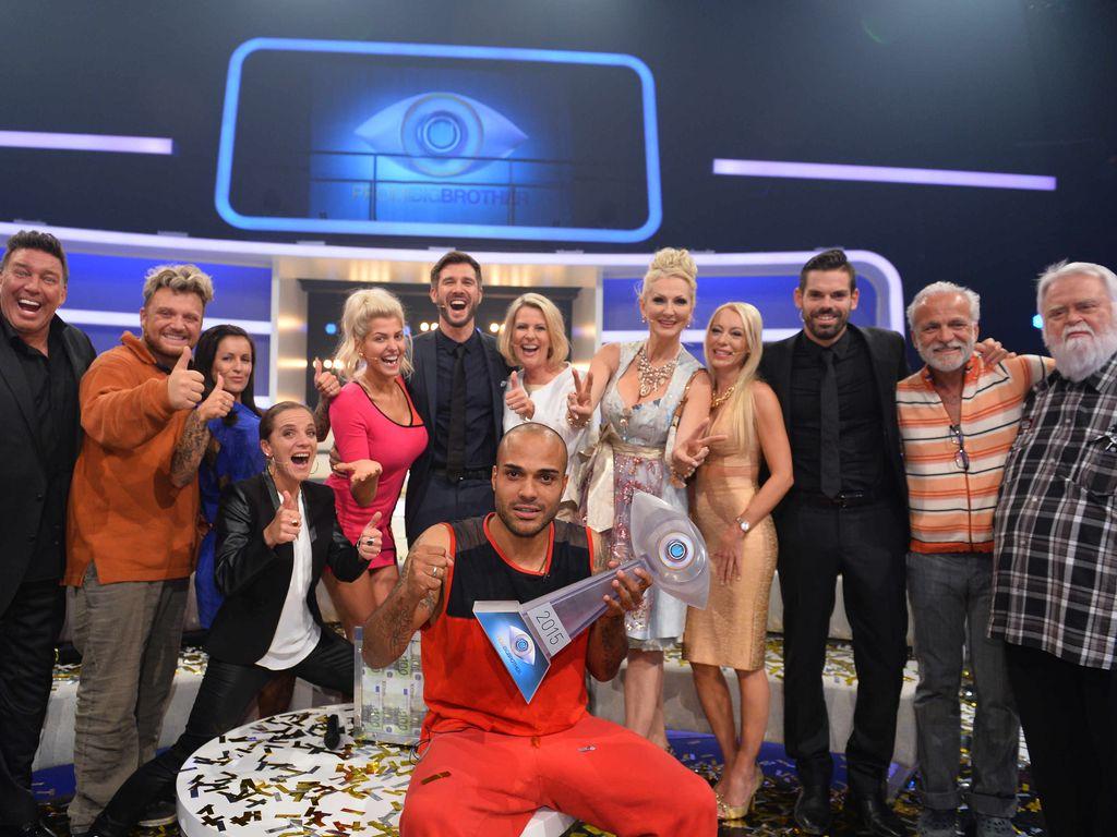 """Finalshow von """"Promi Big Brother"""" 2015"""